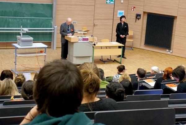 Methodenworkshop Magdeburg Begrüssung, Foto: Tine Nowak