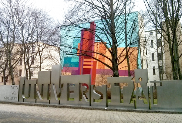 Universität Magdeburg, Foto: Tine Nowak